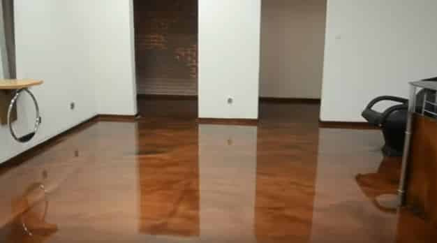 Concrete Services - Epoxy Flooring Downtown